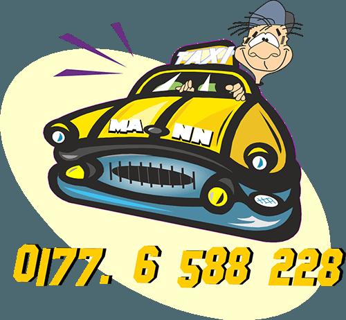 Taxi Jena, Der Taxi Mann